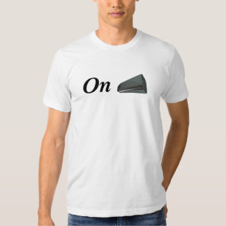 On Cowbell T Shirt