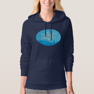 On Earth Peace Hooded Pullover