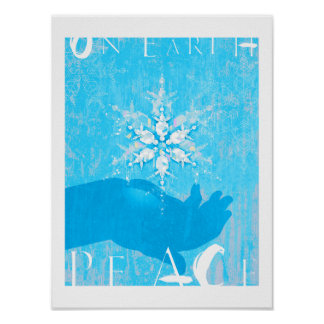 On Earth Peace Print