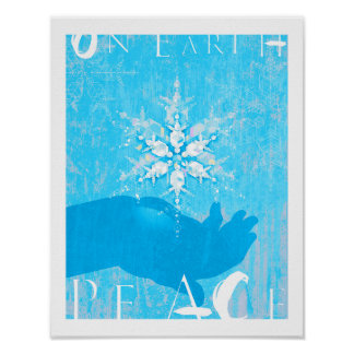 On Earth Peace Poster