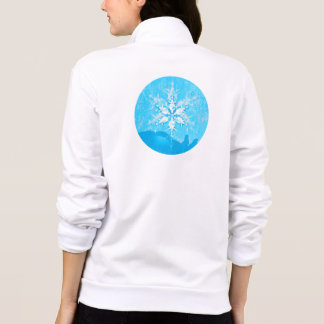 On Earth Peace Printed Jacket