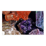 On Edge Crystal Patchwork Pack Of Standard Business Cards