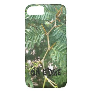 """On Edge"" Plant IPhone Case"