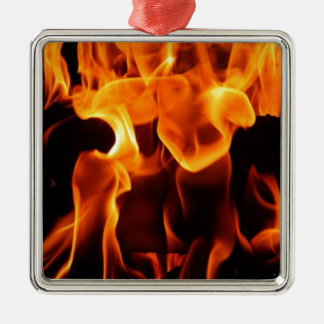 On Fire Ornaments