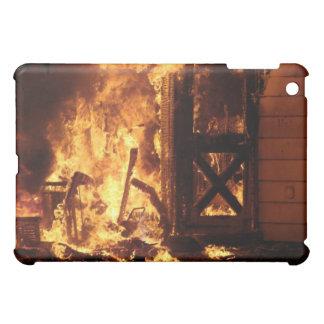 On Fire iPad Mini Cover