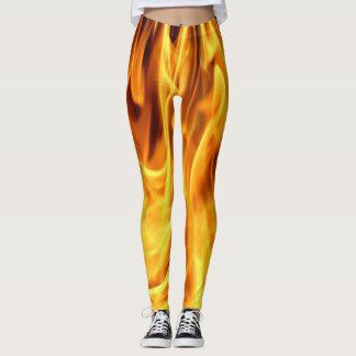 On Fire Leggings