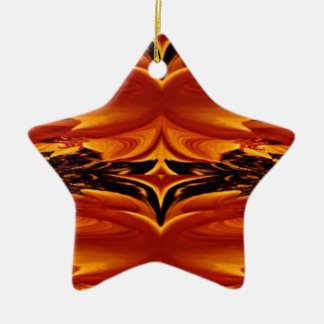 On Fire Ornament