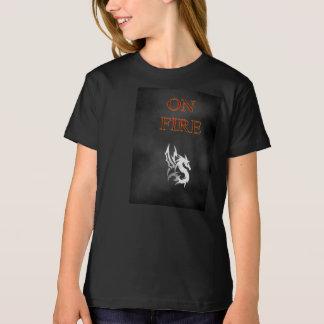On Fire- shirt