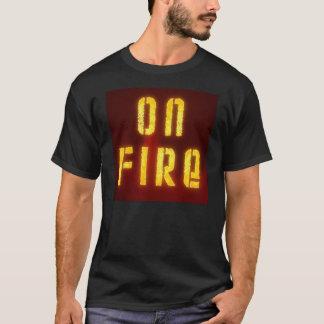 on fire T-Shirt