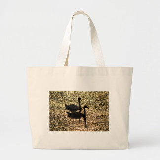 On Golden Pond Canvas Bags