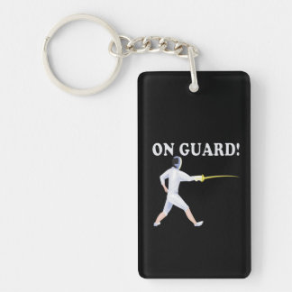 On Guard 2 Key Ring