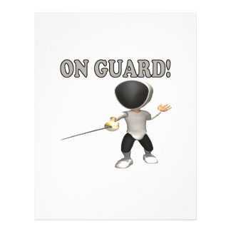 On Guard Flyers