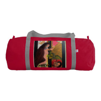 On Heaven's Door GYM BAG by APPLEARTCOM Gym Duffel Bag