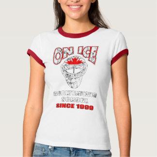 On Ice-Thrash Logo Tee Shirt
