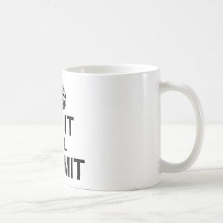 On It Till I Vomit - Coffee Mug