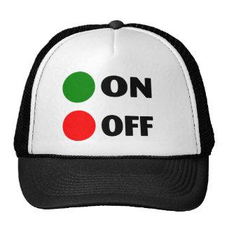 On Off Trucker Hats
