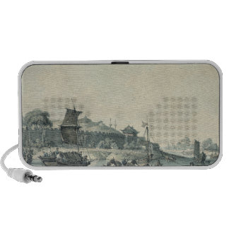 On one of the rivers of China Laptop Speakers