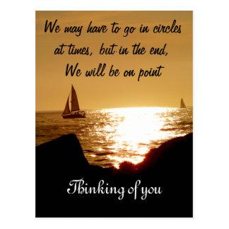 On Point_ Postcard