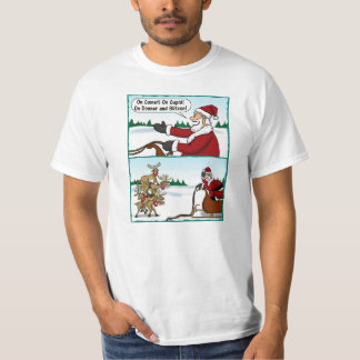 On Reindeer, On! T-Shirt