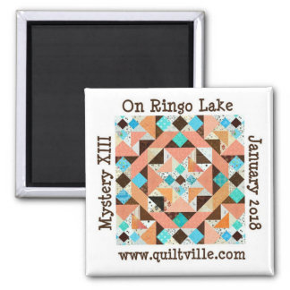 On Ringo Lake magnet