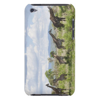 On safari in Mikumi National Park in Tanzania, 2 Barely There iPod Case