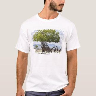 On safari in Mikumi National Park in Tanzania, T-Shirt