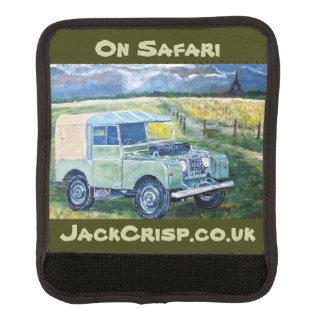 On Safari Luggage Handel Wrap Luggage Handle Wrap
