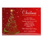 ON SALE! Starry Night Christmas Invite