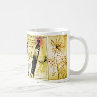 on shamans path basic white mug