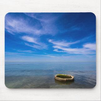 On shore of the Baltic Sea Mousepad