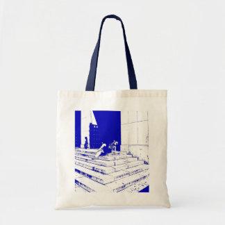 On street bag : Paris