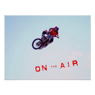 On the Air Posters