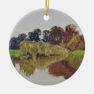 On the Arun, Stoke, Sussex Christmas Ornament