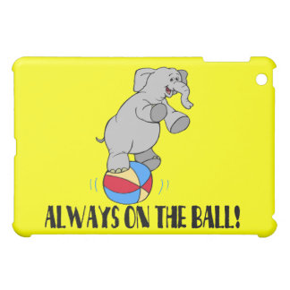 On The Ball Elephant Case For The iPad Mini