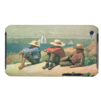 On the Beach, 1875 (w/c) Case-Mate iPod Touch Case