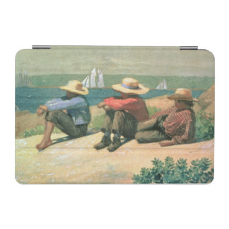 On the Beach, 1875 (w/c) iPad Mini Cover