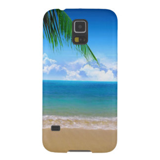 on the beach galaxy s5 cover