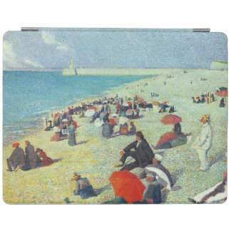 On The Beach iPad Cover