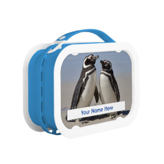 On the Beach Personalised Lunchbox