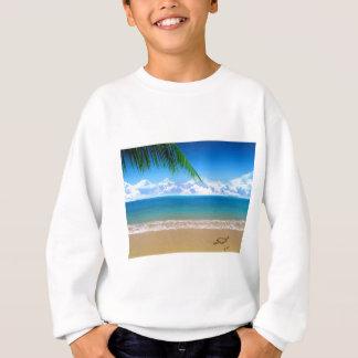 on the beach sweatshirt