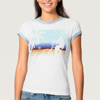 On the Beach T-shirts