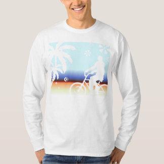 On the Beach Tshirt