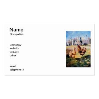 On the Farm Business Cards