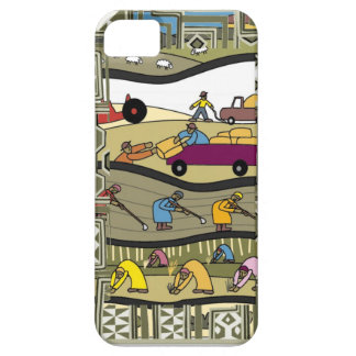 On the farm case for the iPhone 5