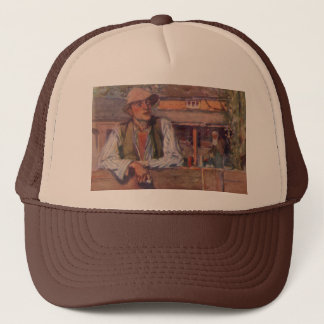 On The Fence Trucker Hat
