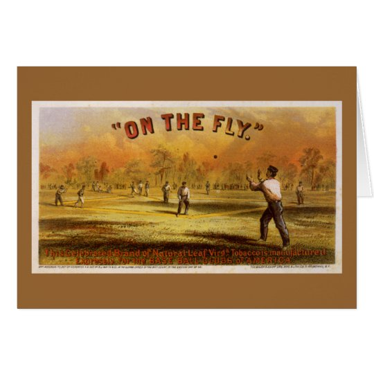 On The Fly Tobacco Card