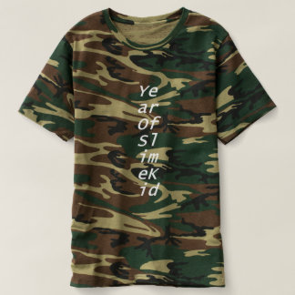 ON THE FRONT LINES VERTICAL TITLE SHIRT