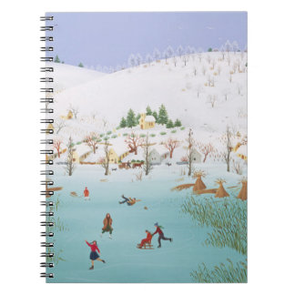 On the Frozen Lake 1987 Notebooks