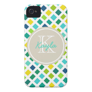 On the Grid iPhone 4 Case-Mate Case