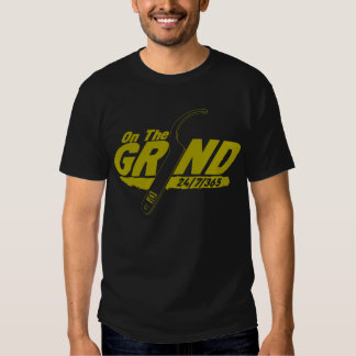 On The Grind Tshirts